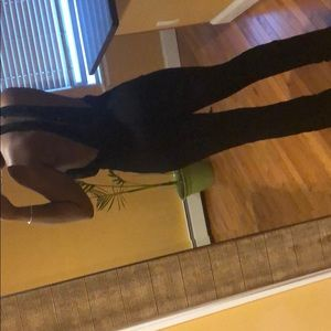 Forever 21 Pants - midnight jumpsuit